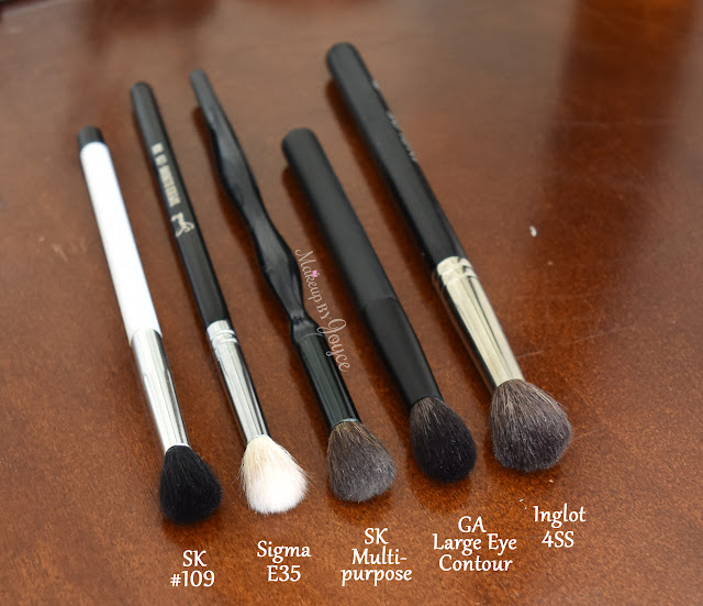 Sigma E35 Tapered Blending Brush Review