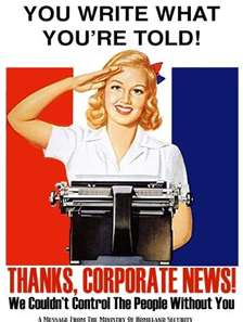 A Sheep No More : MEDIA NOW OPENLY ADMITTING THE GOVERNMENT ...