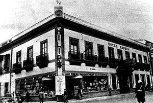 Dossier sevilla el hotel madrid for Hotel calle sevilla madrid