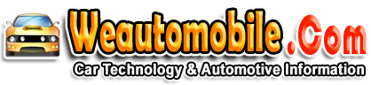 Weautomobile.Com | Car Technology & Automotive Information