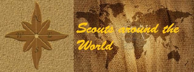 Scouts around the world!