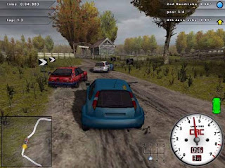 Free Download Games Cross Racing Championship 2005 Full Version