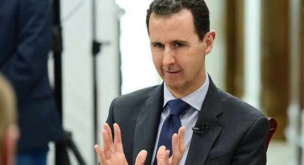 Ο Γερουσιαστής Morozov δήλωσε ότι οι ΗΠΑ ετοιμάζουν μια επέμβαση για την εξάλειψη του Άσαντ