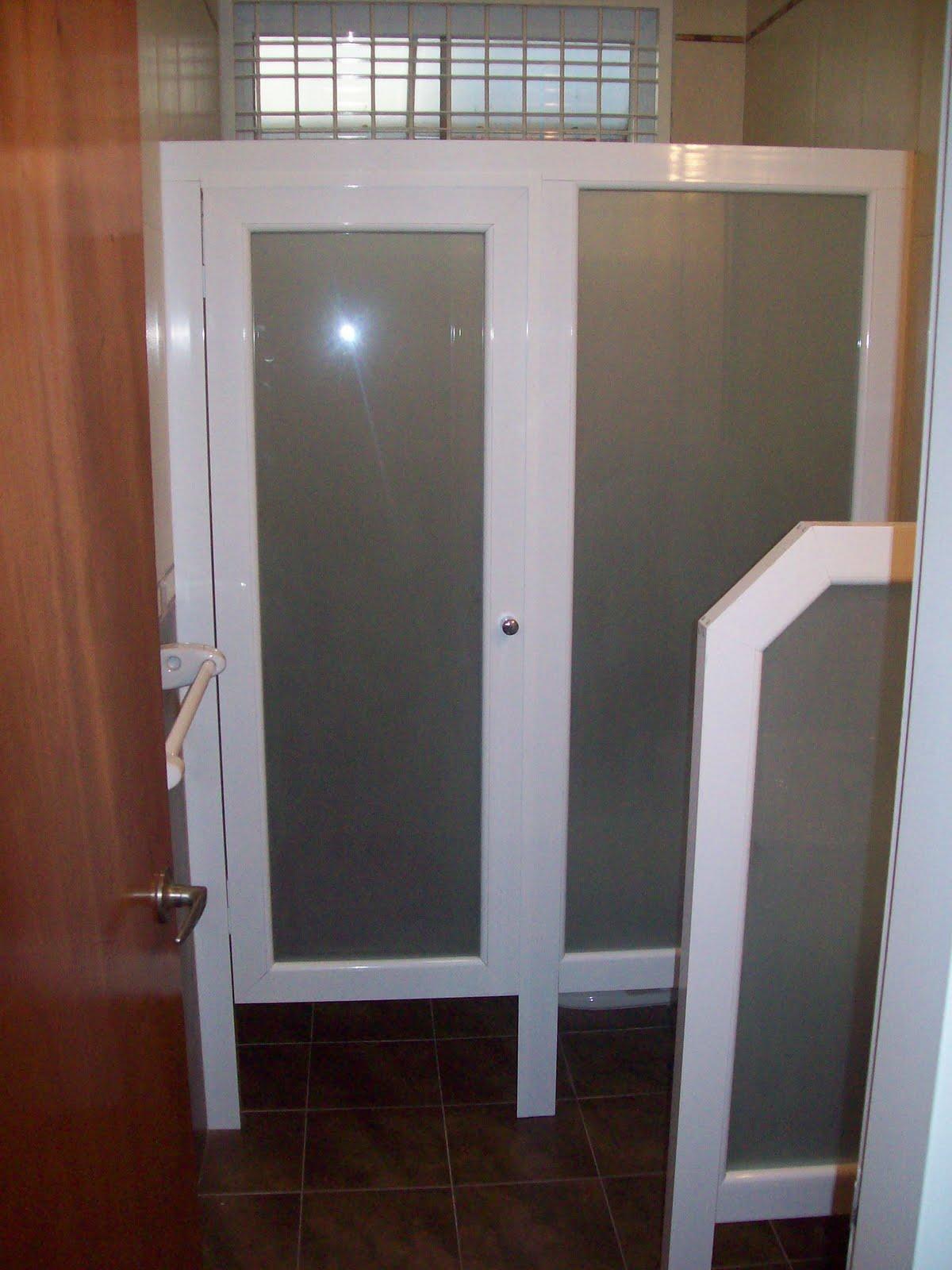 Puertas de ba os publicos medidas - Puertas para bano ...