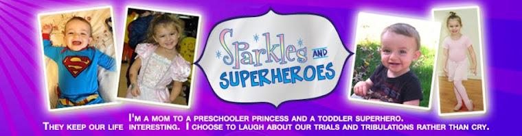 Sparkles & Superheroes