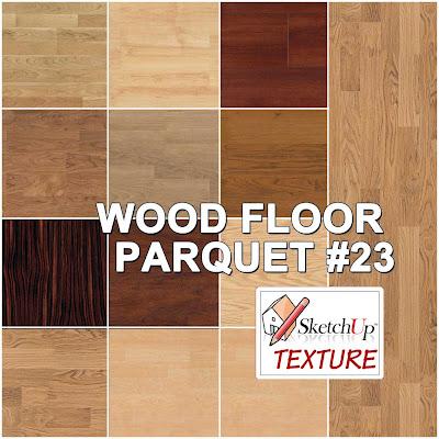 Wooden Floor Texture Sketchup Types Of Wood
