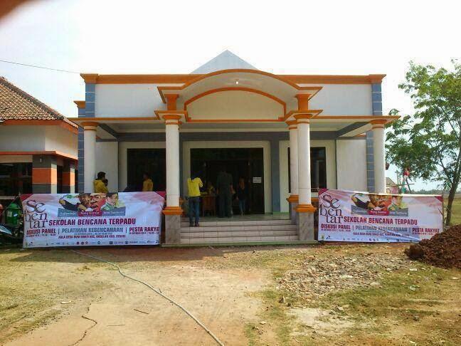 Sekolah Bencana Terpadu Ranita UIN sekolah raya