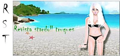 Revista Stardoll Truques