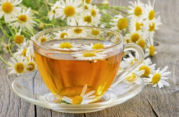 chamomile enhance wound healing