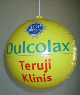 Balon Coin Gantung