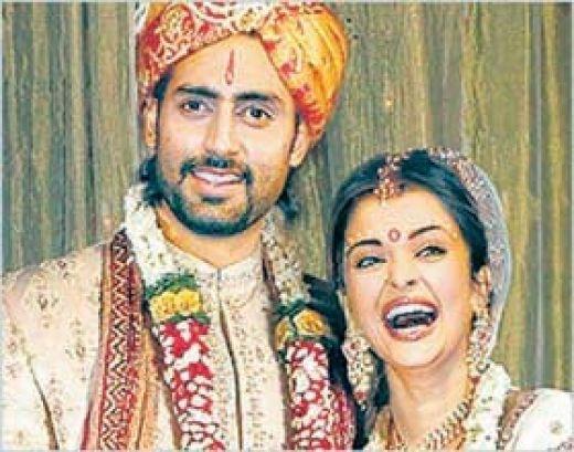 Abhishek Bachchan Aishwarya Rai Wedding Pictures
