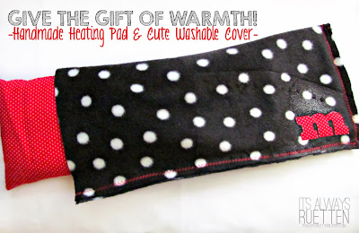 How to Make a Handmade Heating Pad | It's Always Ruetten