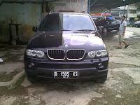 Pengiriman BMW X5 B 1505 KS Jakarta ke Bali