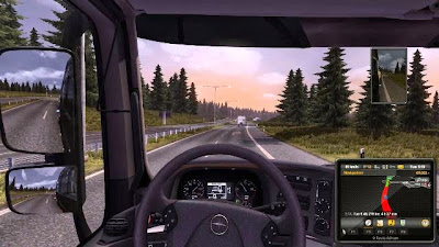 Euro Truck Simulator 2 Scandinavia Full Game