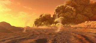 10 πράγματα που δεν ξέρατε για τον κόκκινο πλανήτη