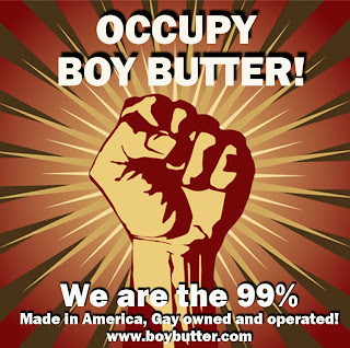 Occupy Boy Butter!