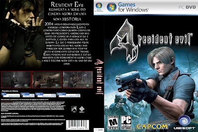 Download Resident Evil 4 PC + Update 1.1.0 + Texture Patch 2.0 + Mouse
