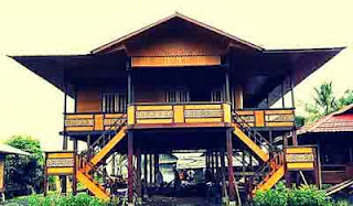 Bolaang Mongondow - Traditional Houses of North Sulawesi
