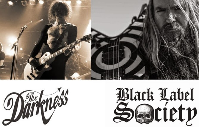 the darkness - black label society - pistoia 2015