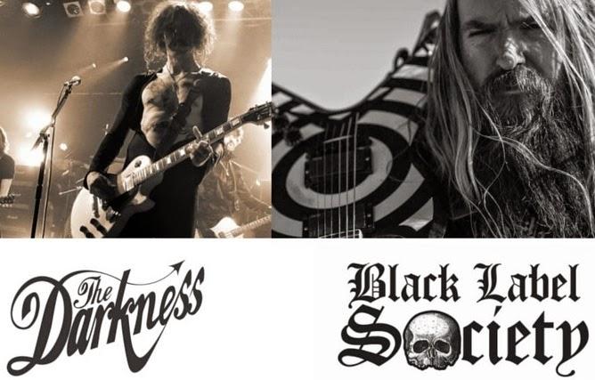 the darkness - black label society - pistoia 2015