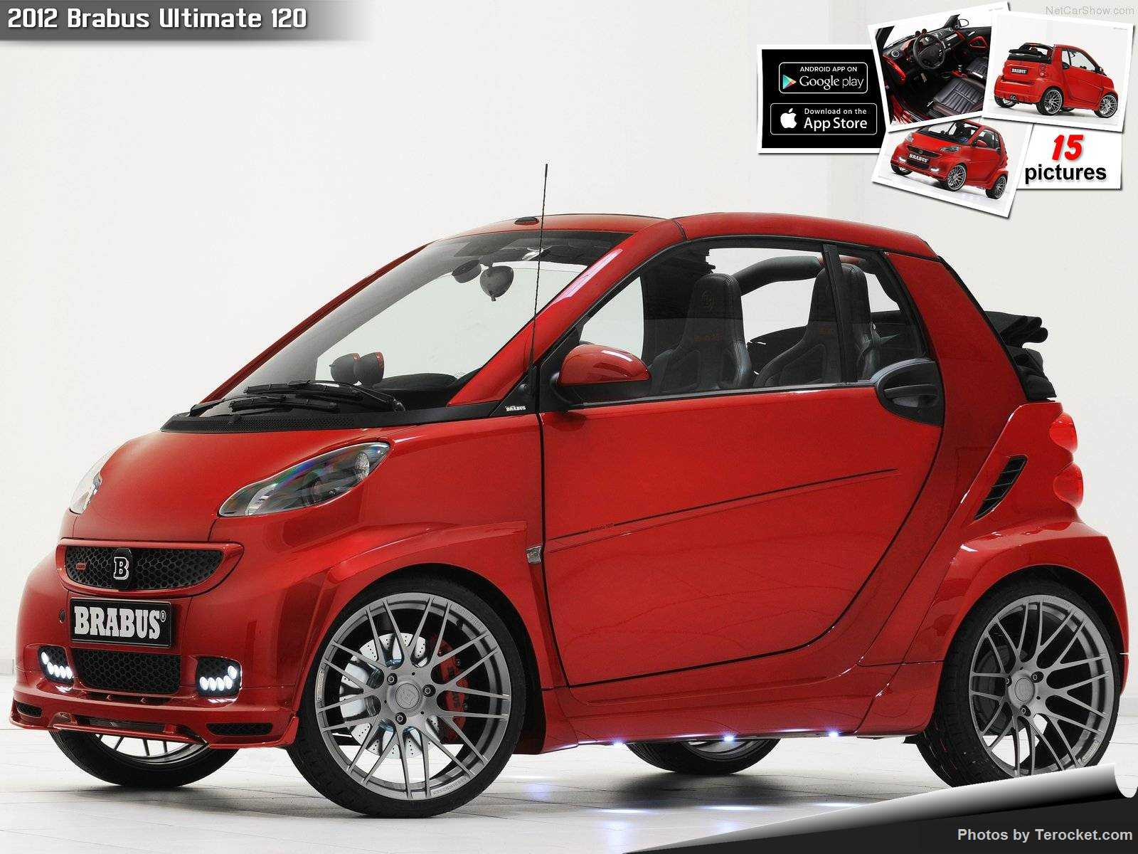 Hình ảnh xe ô tô Brabus Ultimate 120 2012 & nội ngoại thất