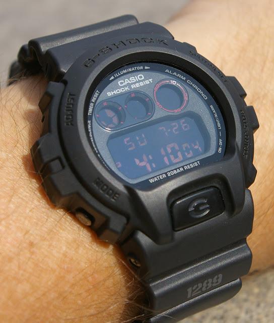 Relógio G-Shock DW6900MS-1 Importados e Originais.
