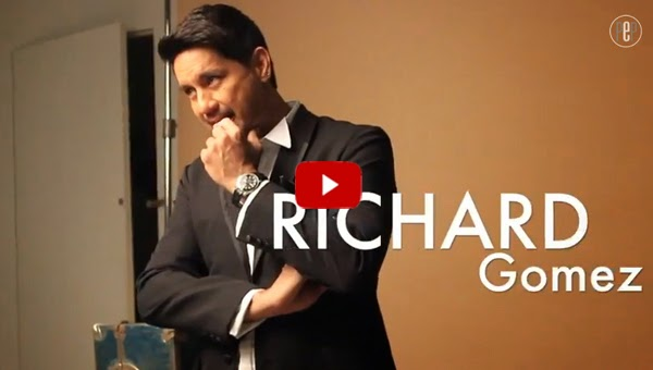 Richard Gomez Yes Sexy Dozen 2014