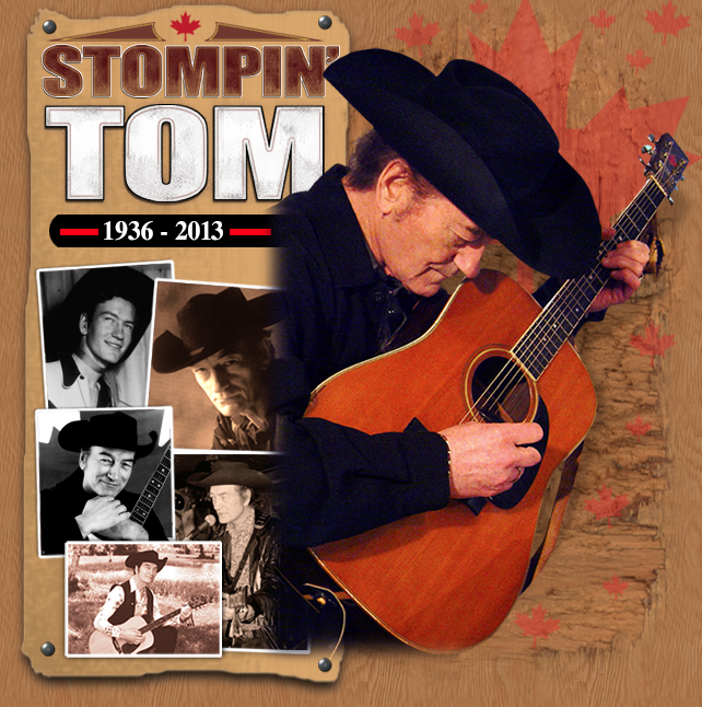 Ill Folks Farewell To Stompin Tom Connors