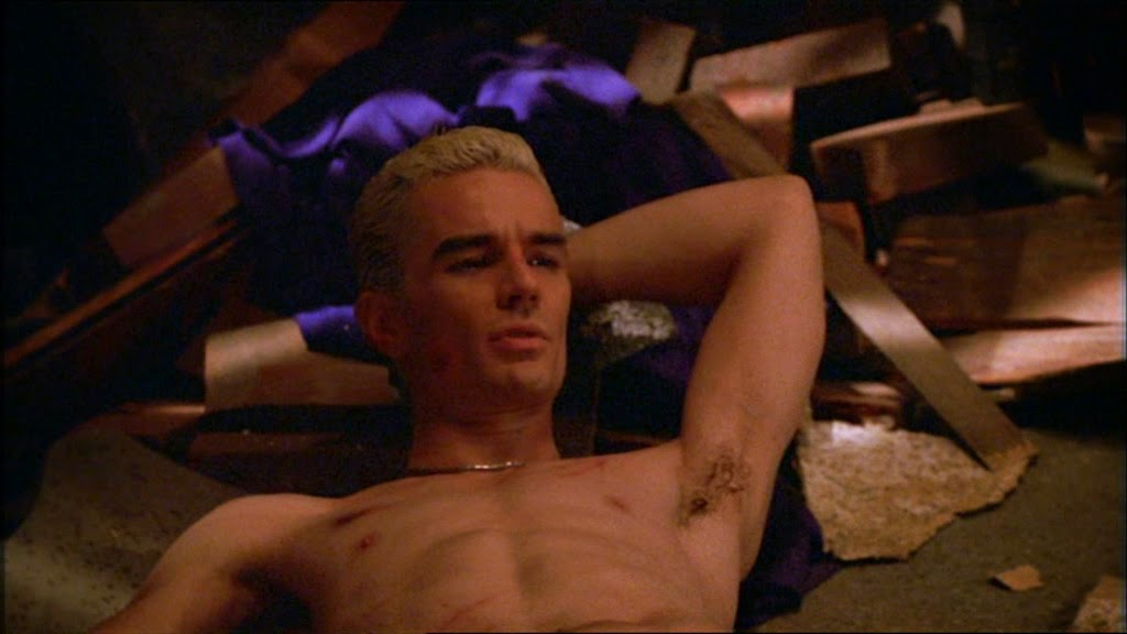 Buffy and spike sex scene wrecked