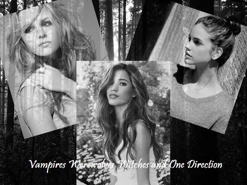 Vampires Werewolves Witches and One Direction