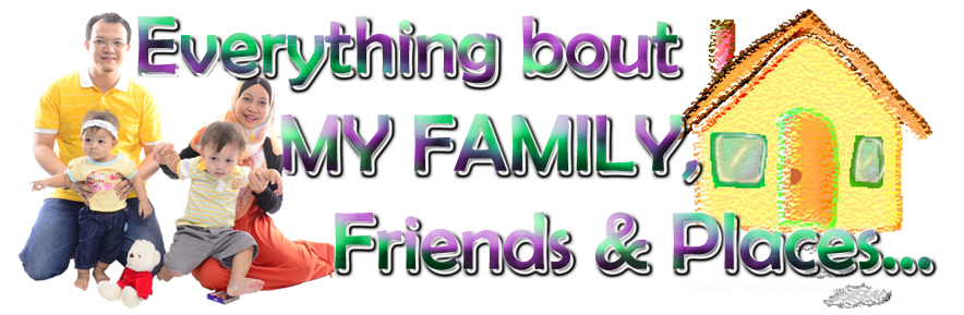 Everything bout my family, friends & places...