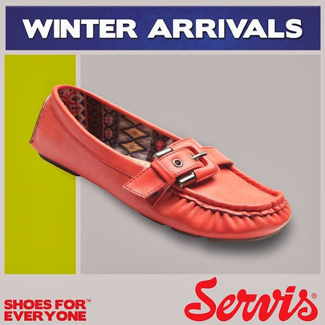 Shoes Winter Foot wear Designs For Men 2013-2014 | Servis Shoes Winter Foot wear Designs For Men & Women By Fashion She9