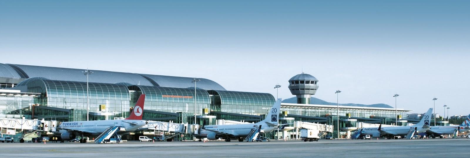 Izmir Adnan Menderes Havalimani Airport