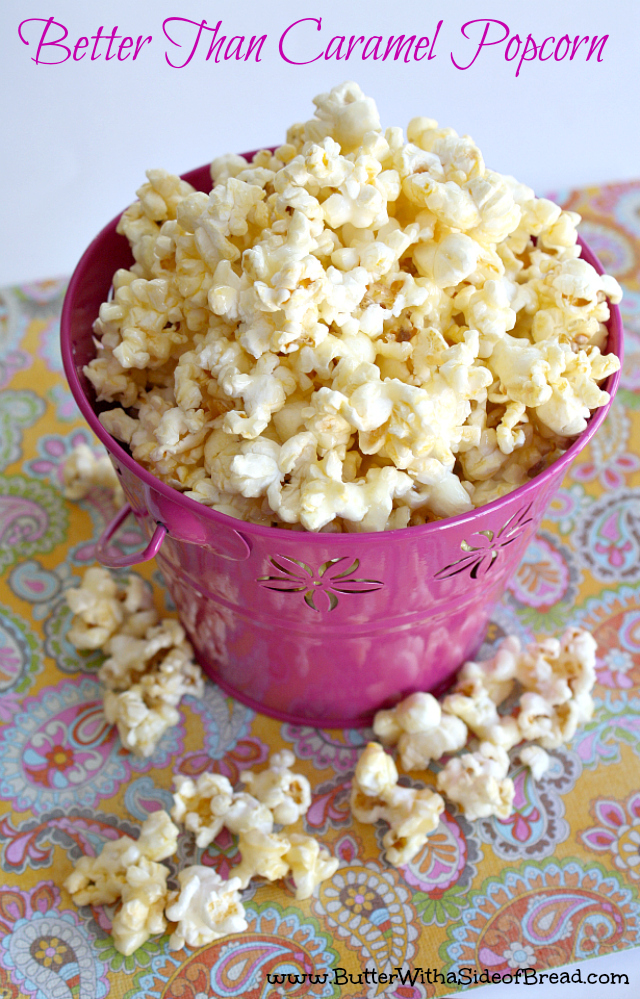 Better-Than-Caramel Popcorn