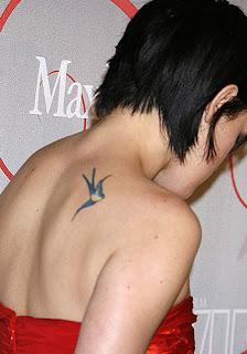 Rumer Willis Tattoo Ideas for Girls - Rumer Willis Tattoo design Photo gallery