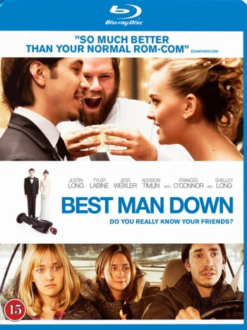 Best Man Down 2012 720p BluRay 700mb YIFY