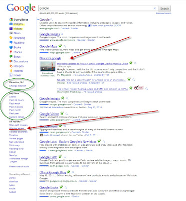 Google For Search & Discovery