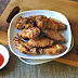 Crispy Baked Lemongrass Chicken Wings
