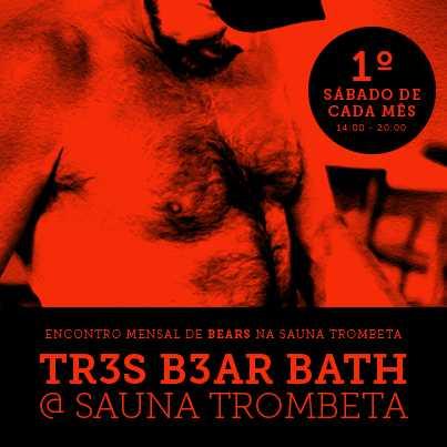 TR3S B3AR BATH