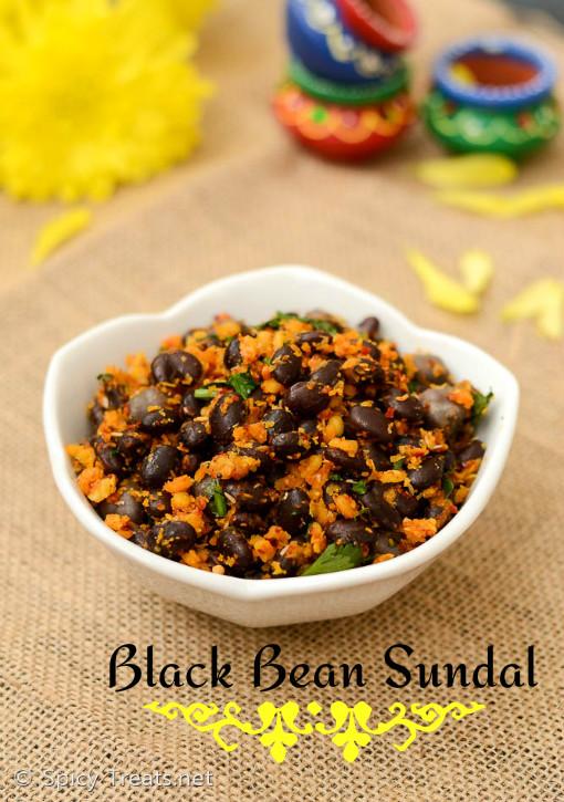 Beans Masala Sundal