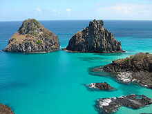 The archipelago of Fernando de Noronha