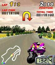 Moto Racer Symbian s60v2