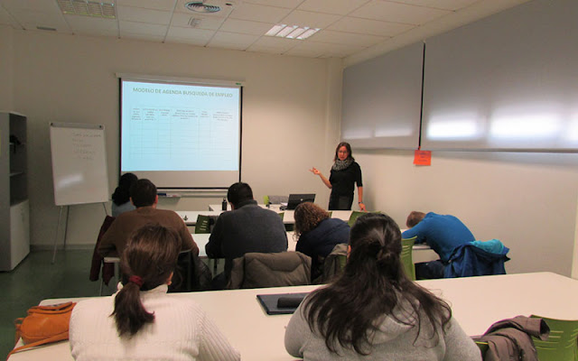 taller de fomento del empleo juventud Illescas- IMAGEN COMUNICACION ILLESCAS