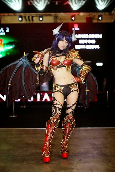 Tasha Queen of Pain Dota 2