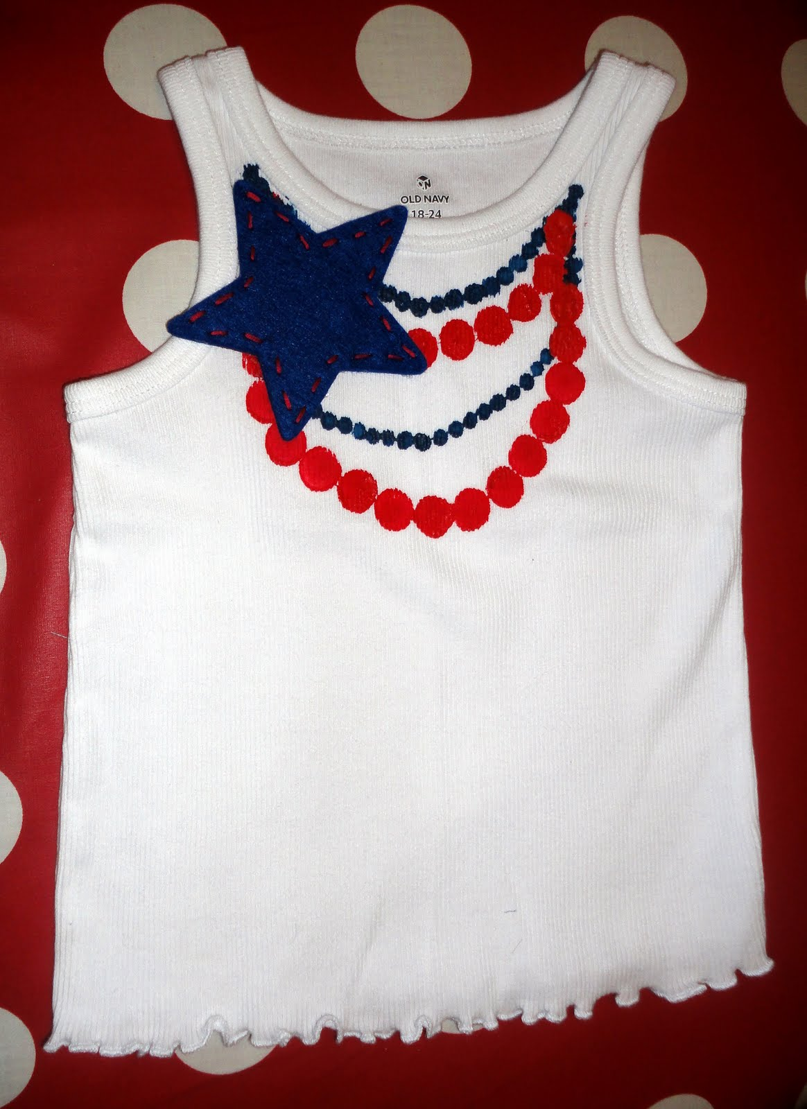 fourth of july apparel