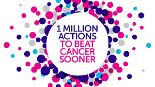 One million actions to beat cancer sooner
