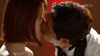 kiss Ki-joon looks romantic I think, in Lie to Me Korean Drama Ep 11