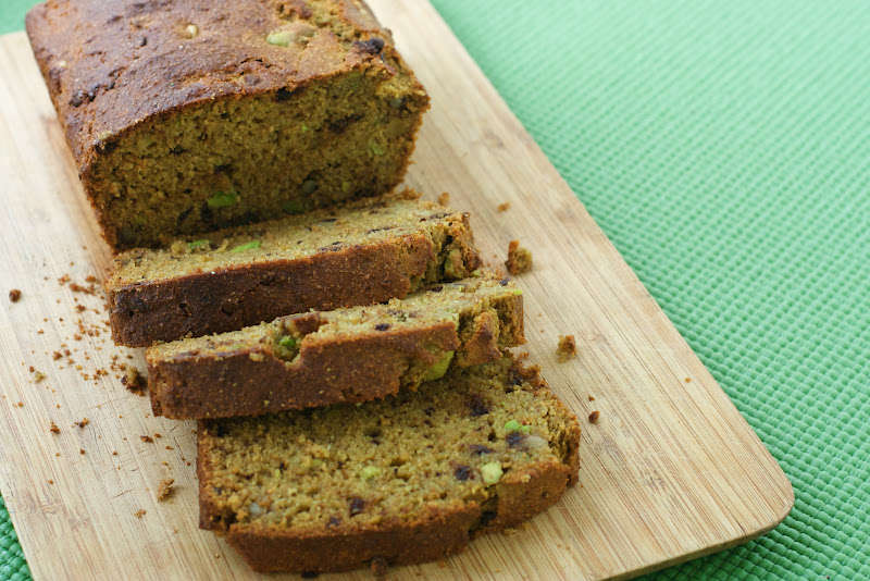 Avocado Banana Bread : Oven Love