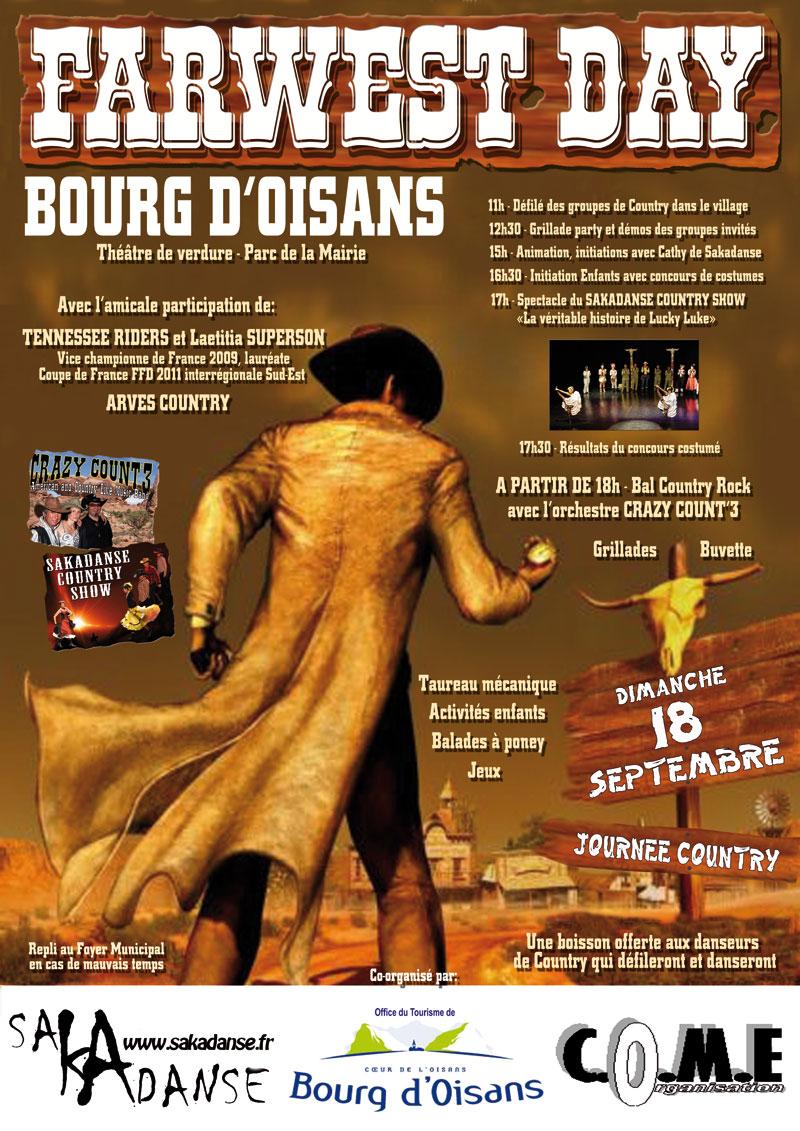 News de l 39 office de tourisme bourg d 39 oisans farwest day - Le bourg d oisans office de tourisme ...