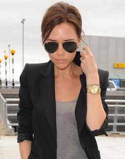 Victoria Beckham Aviators
